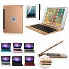 Boriyuan Wireless Bluetooth Keyboard Case Stand Book Cover F