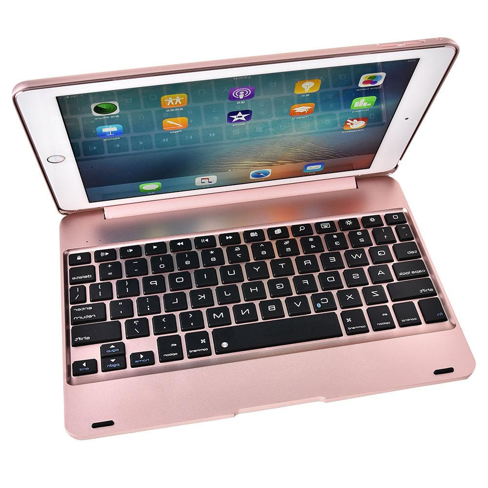 wireless bluetooth keyboard with protective case cover