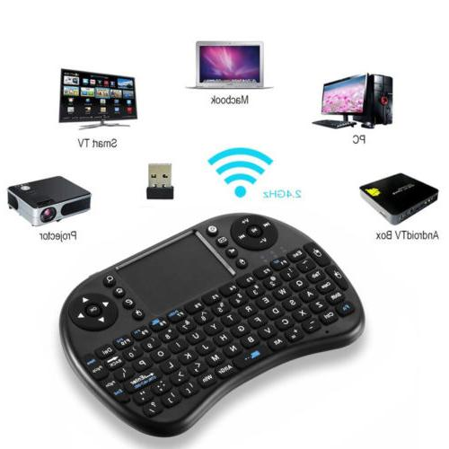 2.4G Air Keyboard Touchpad BOX/ PC