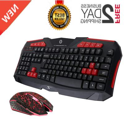 wireless gaming keyboard and mouse combo 2