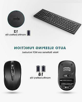 Wireless Combo Bluetooth Desktop