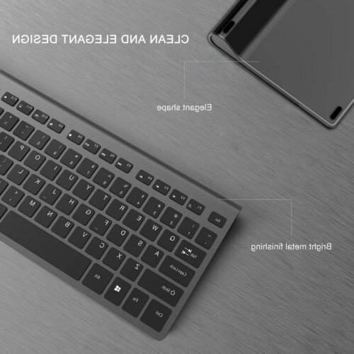 Wireless Keyboard Combo-J JOYACCESS Gray