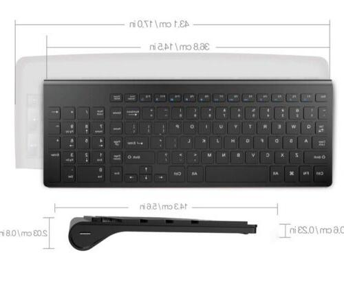 Wireless Combo-J Portable gray+Black