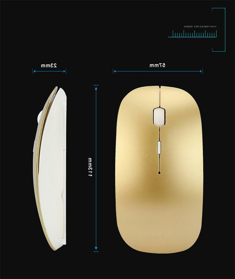 TFO Wireless Keyboard Mouse For Pc Full Size Slim