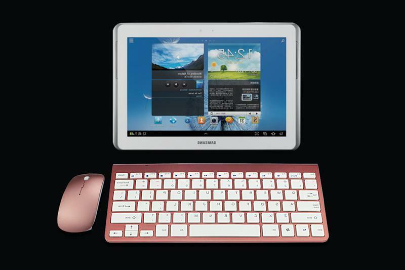 TFO Wireless Keyboard And Mouse Set 2.4G For Pc Windows Full