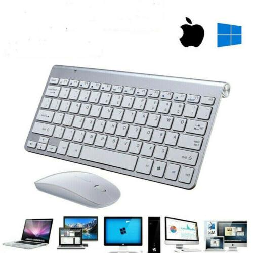 wireless keyboard and mouse combo set usb