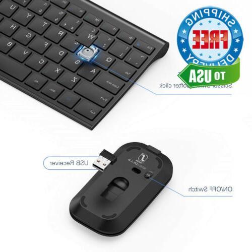 Wireless Keyboard Combo,