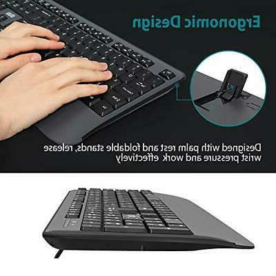 Wireless and Mouse, Keyboard and
