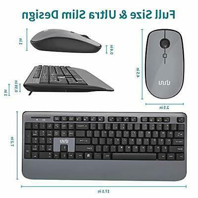 Wireless Mouse, Keyboard