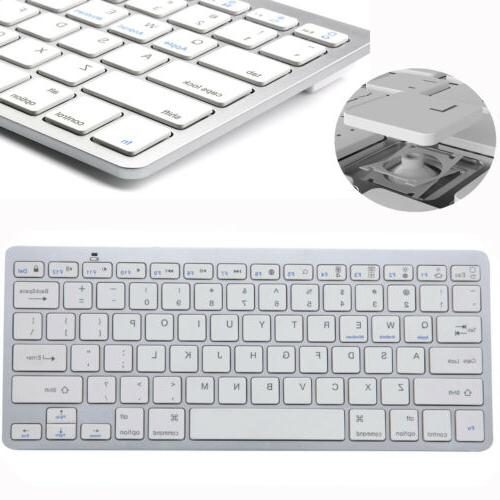 Wireless Keypads Mouse Receive For Laptop Tablet