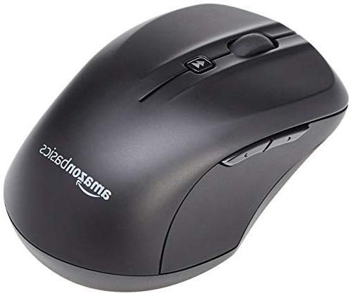 AmazonBasics Mouse Combo - Size -