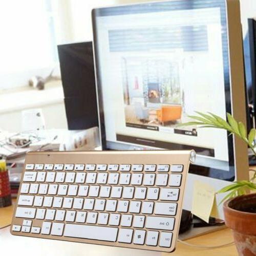 Ultra-thin Ergonomic Keyboard Keypad For Laptop Mac