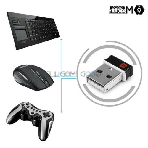 Wireless Mouse Receiver Devices Dongle Logitech