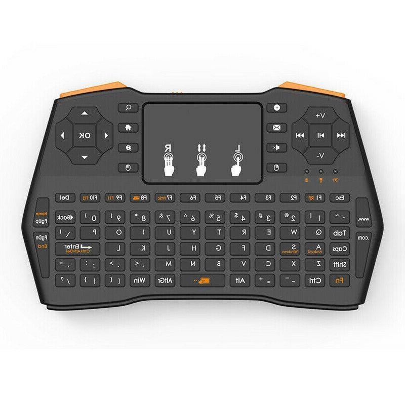 Wireless Keyboard Touchpad Combo Smart su