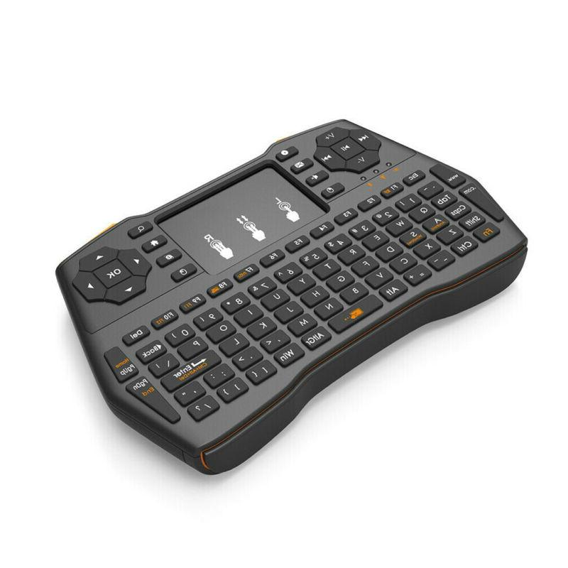 Wireless Touchpad Mouse Combo For Smart TV su