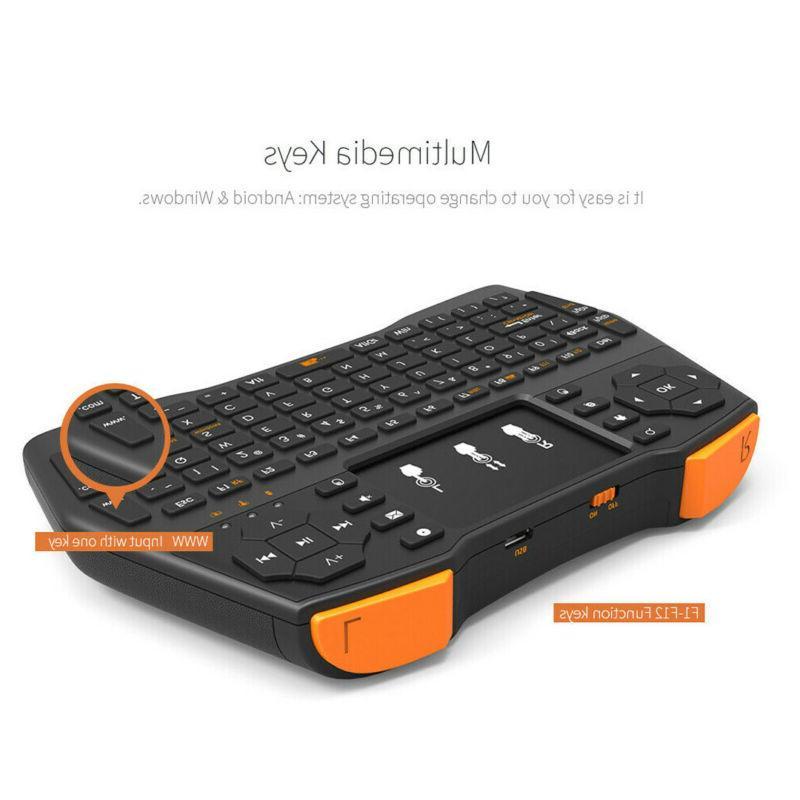 Wireless Combo For PC TV Box su