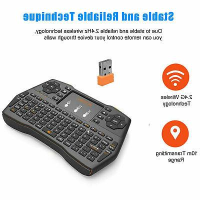 Wireless TV Android Box Computer