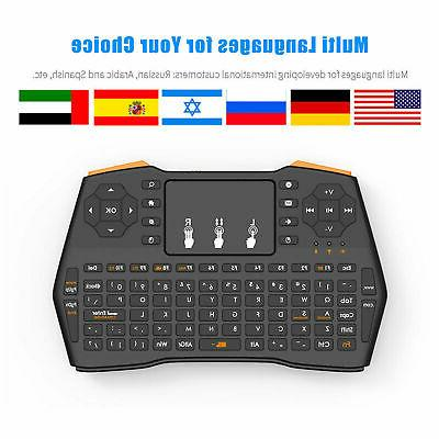 Wireless Keyboard Combo For PC TV Android Computer