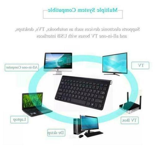 Wireless Keyboard Ultra & Pro W