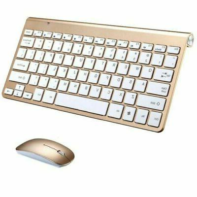 wireless keyboard ultra slim and mouse
