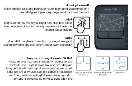 Logitech Wireless KB
