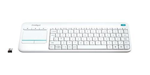 Logitech Touch K400 Plus - sem 2.4 GHz -