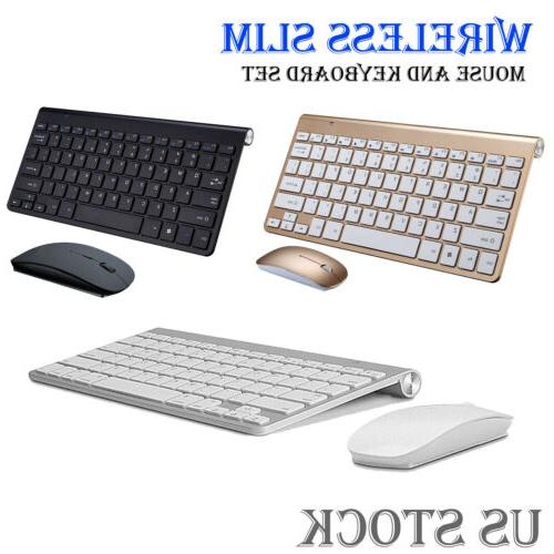 wireless usb 2 4ghz keyboard and mouse