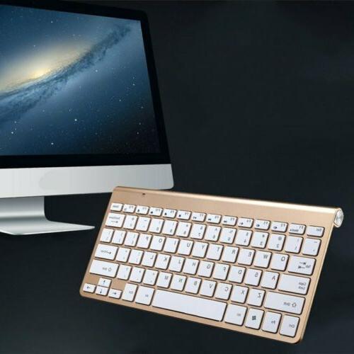Ultra-thin Wireless Keyboard Keypad For PC