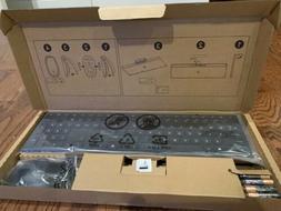 HP Lifestyle 928924-001 HSA-P003K PC Black Wireless Keyboard