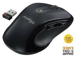 Logitech M510 Wireless Computer Mouse – Comfortable Shape