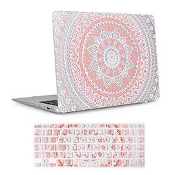 iCasso Macbook Air 13 inch Rubber Coated Soft Touch Hard She