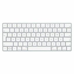 Apple Magic Keyboard - Wired/Wireless Connectivity - Bluetoo