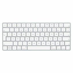 Apple Magic Keyboard - Wired/Wireless Connectivity - Bluetoo
