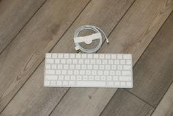 Apple Magic Wireless Keyboard 2 Rechargeable Bluetooth A1644