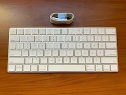 Apple Magic Wireless Keyboard 2 Rechargeable Bluetooth MLA22