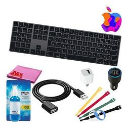 Apple Magic Wireless Keyboard Bundle with Extension Cable +