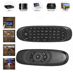 Mini C120 Remote Axis Sensor Air Fly Mouse 2 4GHz Wireless K