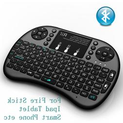 Rii mini i8+ Bluetooth backlit Wireless Keyboard for BT Smar