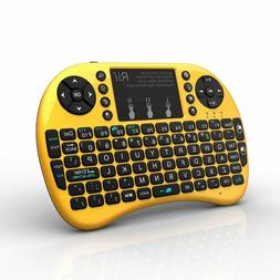 Rii mini i8+ Bluetooth Wireless Keyboard for PC Tablet Fire