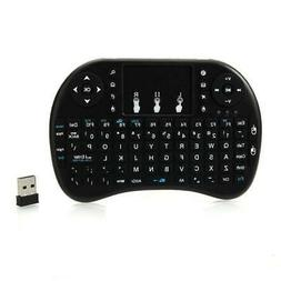 mini i8 wireless 2 4ghz backlit keyboard