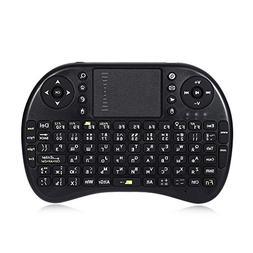 Mini keyboard squirrel touch keyboard wireless mouse keyboar