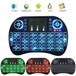 Mini Keyboard Wireless I8 2 Touchpad  Pc TV 4ghz Android  Bo
