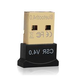 DayKit Mini USB Bluetooth CSR 4.0 Dual Mode Adapter Dongle f