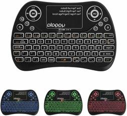 Mini Wireless Bluetooth Keyboard Mouse Touchpad Android Smar