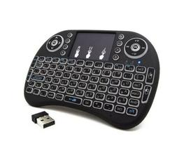 Mini 2.4G Wireless Keyboard Remote for Raspberry LG Smart TV