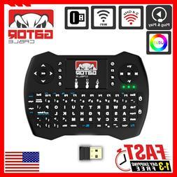 mini wireless keyboard remote touchpad 2 4ghz