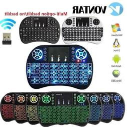 Mini Wireless Keyboard Touchpad Air Keypad For Kodi Android