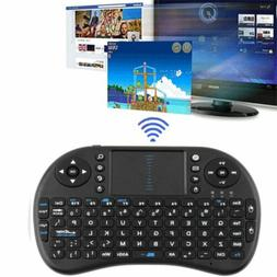 Mini Wireless Remote Touchpad Keyboard for PC Android  Fire