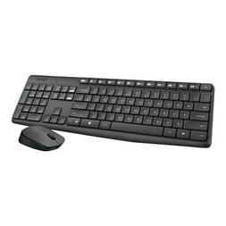 Logitech MK235 Wireless Keyboard and Mouse Combo