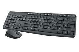 Logitech Mk235 Wireless Keyboard and Mouse Set